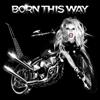 Картинка на Lady Gaga - Born this way LV CD