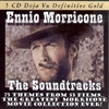 Картинка на Ennio Morricone - The Soundtracks: 75 Themes from 53 Films Box Set 5CD