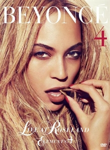 Картинка на Beyonce - Live at Roseland: Elements of 4 [2DVD]