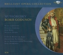 Picture of Boris Christoff - Gedda - Zareska - Borg - Dobrowen - Mussorgsky - Boris Godunov [3 CD]