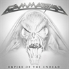 Картинка на Gamma Ray - Empire Of The Undead (Deluxe Edition Digipak) [CD + DVD]