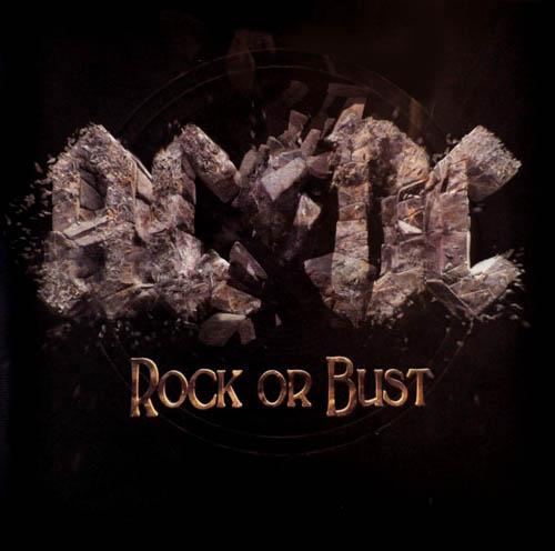 Polymusic Eu Ac Dc Rock Or Bust 3d Cover 180g Vinyl Lp