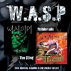 Картинка на W.A.S.P. ‎– The Sting / Helldorado [2 CD]