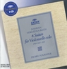 Картинка на Bach, Johann Sebastian (1685-1750) - Suites For Solo Cello, Bwv 1007-1012 (Pierre Fournier) [2 CD]
