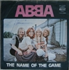 """Картинка на ABBA - The Name Of The Game [Vinyl Second Hand] 7"""" Single"""