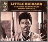 Картинка на Little Richard - 5 Classic Albums Plus Bonus Singles [4 CD]
