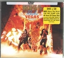 Picture of   Kiss - Kiss Rocks Vegas [CD + DVD]
