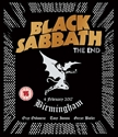 Картинка на   Black Sabbath - The End  Blu-Ray