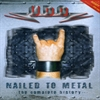 Картинка на U.D.O. - Nailed To Metal - The Complete History DVD